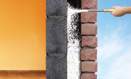 Your Tenant House Has Wall Cavity Insulation Installed