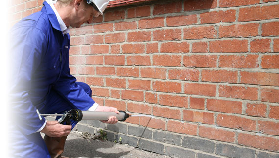 What Is A Damp Proof Course Wall Cavity Claims