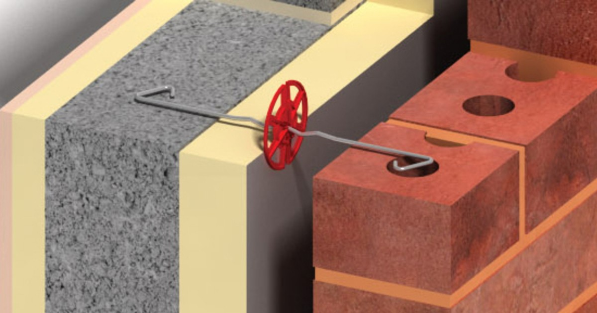 Wall Ties Wall Cavity Claims