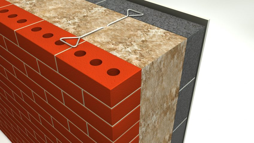 Damp Cavity Wall Insulation in Exposure Zones - Wall Cavity Claims