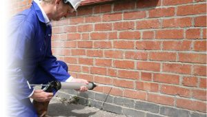 What is a damp proof course?