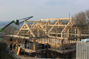 Why Steel or Timber Framed Properties Should Not Be Insulated with Cavity Wall Insulation