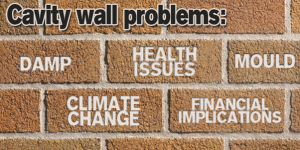 Mould and Condensation and How to Manage It After Cavity Wall Insulation Removal