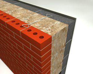 Damp Cavity Wall Insulation in Exposure Zones